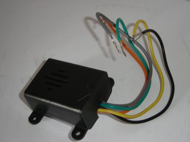 Audible Sensor Relay